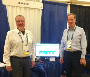 David and Kent - Booth 401 - ACMP2015_Vegas