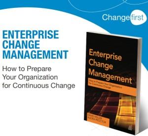 Novo livro Changefirst